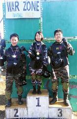 HALF DAY PAINTBALL FULL PACKAGE