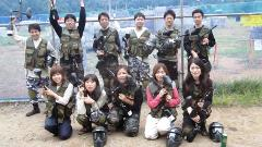 HALF DAY PAINTBALL BASIC PACKAGE