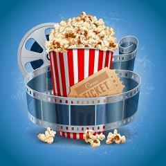 Movie and Popcorn Night