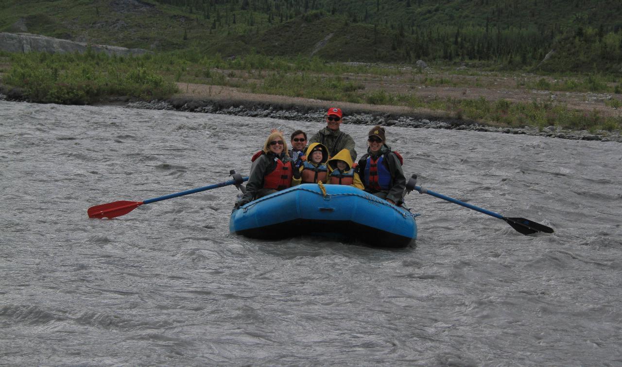 Matanuska Family Float