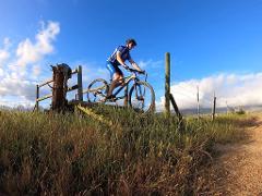 Guided Mountain Bike Tour