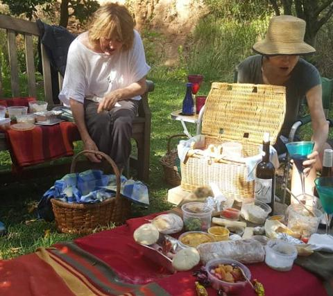 Guided Farm Walk and Picnic
