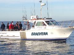 "Private Dawn Fishing Charter 5 hrs ""Braevera"" with Breakfast 1-12 people max"