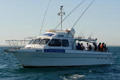 "Private Mid Morning Fishing Charter  4 hrs ""Bellasandro"" with Lunch max 1-16 people."
