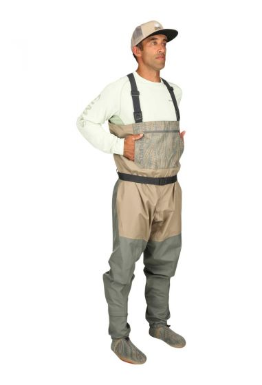 Chest Wader & Wading Boots - 5XL (Shoe 8 to 16)