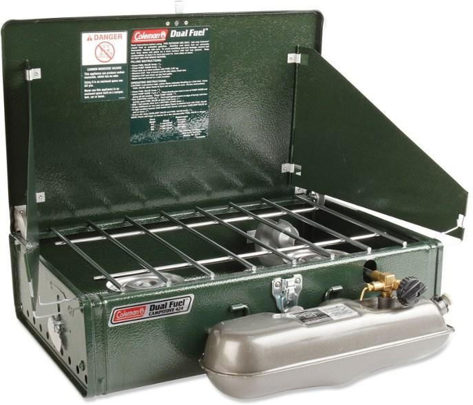 Stove - 2 Burner - Classic Dual Fuel