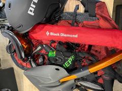 BC Access PKG: Backpack, Avalung, Helmet, Goggles, Beacon, Probe Shovel