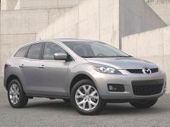 Vehicle  SUV - 2007 Mazda