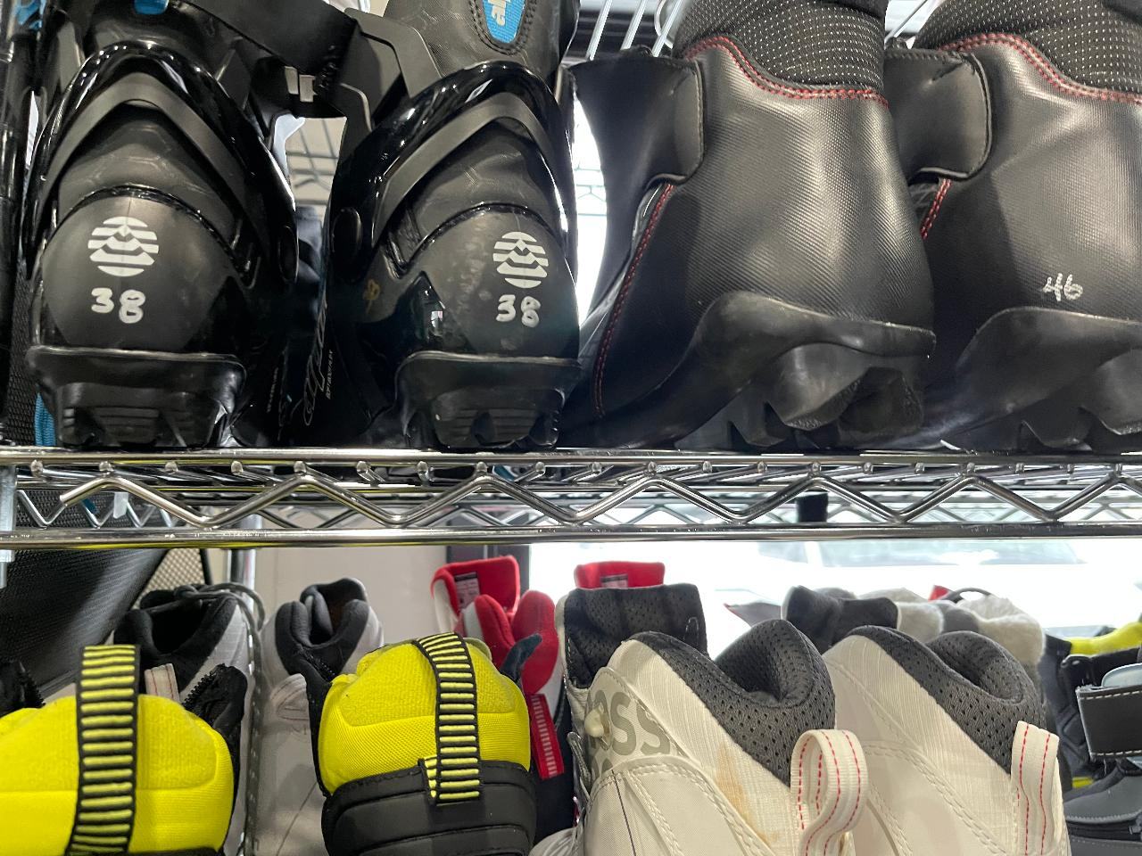 Boot - Cross Country Classic - NNN or SNS Bindings (BOOT ONLY)