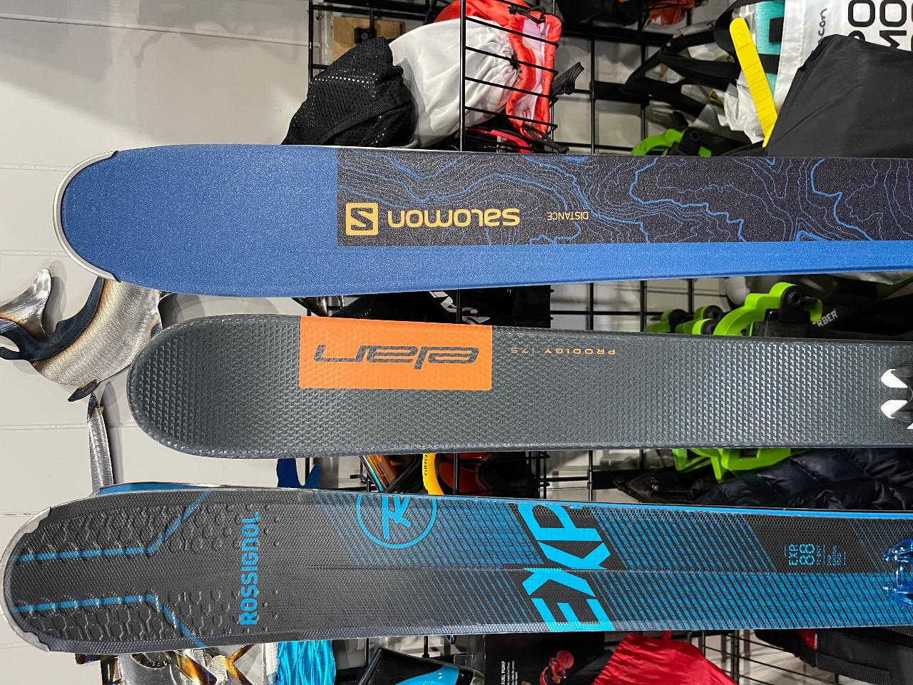 Ski Pkg: Resort/Alpine Ski, Boots, Poles Youth through SIze 15