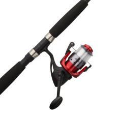 Spinning Rod - 8FT  Combo Economy Rod Reel upgraded line (20 lb)