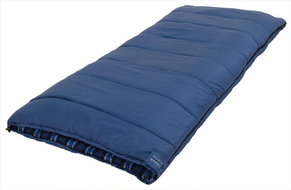 Sleeping Bag 20 Degree Rectangular -  Regular