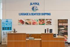 Concierge - ANC- Airport Gear Return @ AK Lug & Seafood Strg
