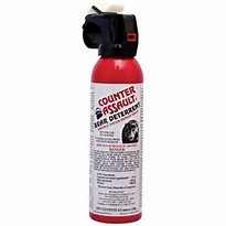 Bear Spray with Carry Sleeve