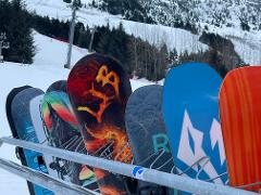 Snowboard /Bindings and Boots