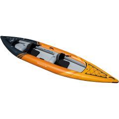 Kayak Inflatable Tandem Aquaglide 25 pounds - DESCHUTES 145 -600 Weight cap (Includes Paddles, PFD, Pump, Carry Bag)
