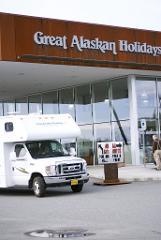 Concierge - ANC Great AK Holiday Customer Return Location