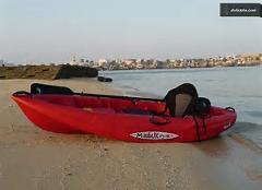 Kayak Rec & Fishing Malibu Single 9FT (Sit On Top)