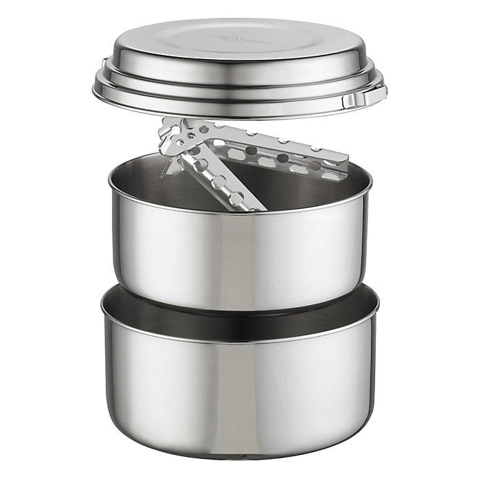 Pot /Pan Stainless Set - MSR ALPINE 2