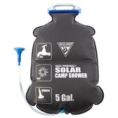 Solar Shower - Bag/Shower hose w / Nozzle ( NO  POP UP SHELTER)