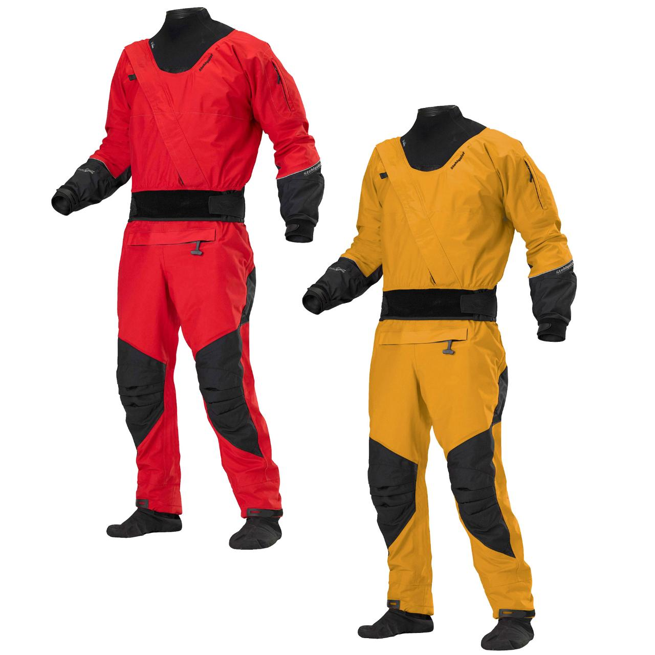 Drysuit - Small Front Entry /Booties