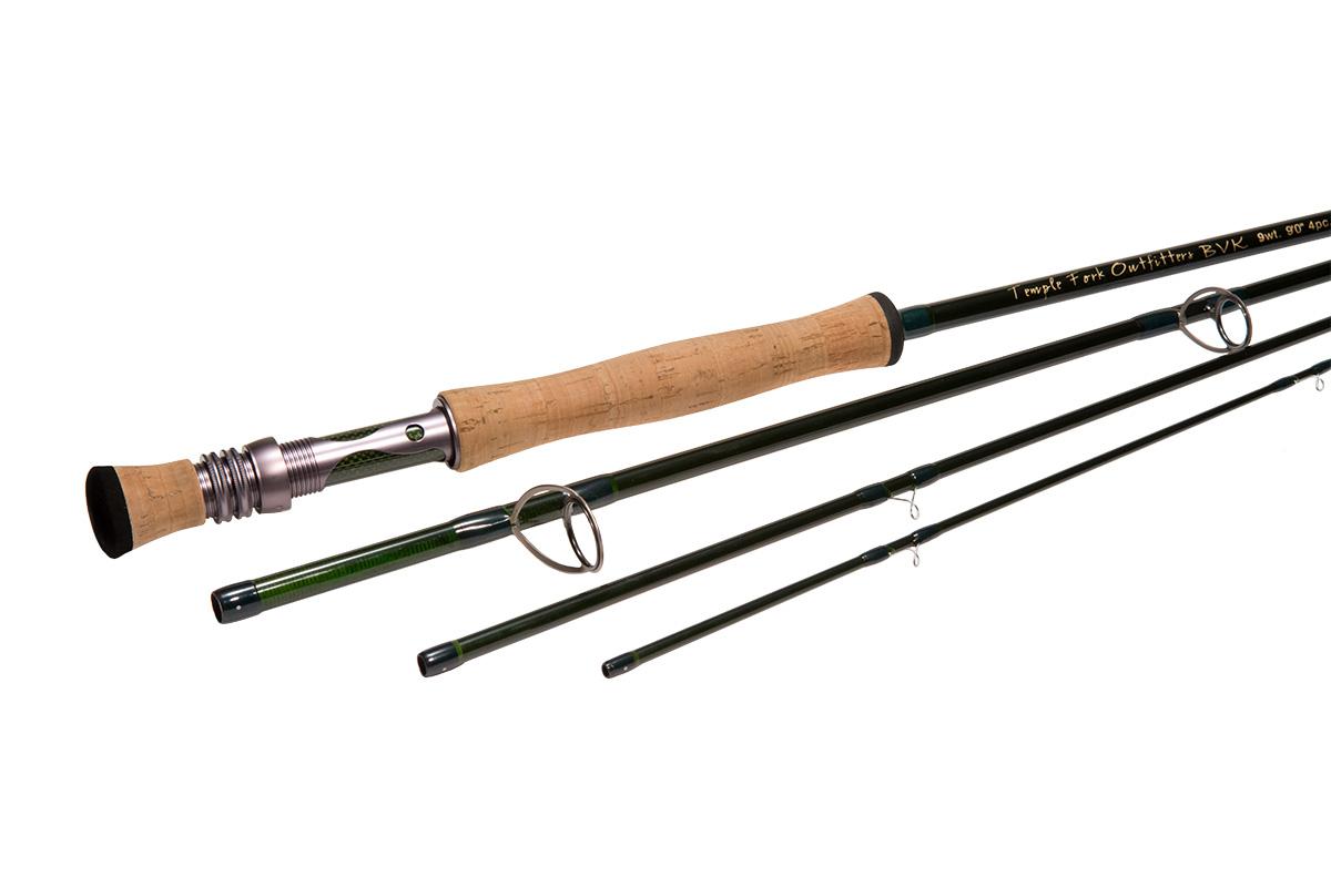 Fly Rod - 5WT Premium 9FT / 4 piece W/Case (Trout/Grayling)
