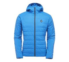 Jacket - First Light Hoody Black Diamond (Light Insulation)