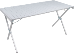 Camp Table - Roll-top