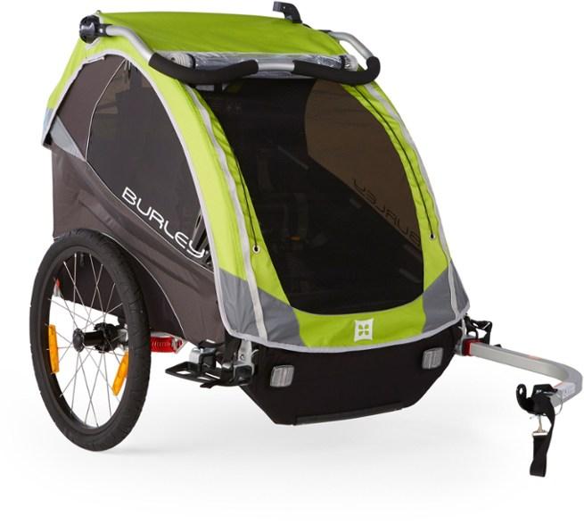 Burley Deluxe Child Carrier Bike / Jogging / Skis