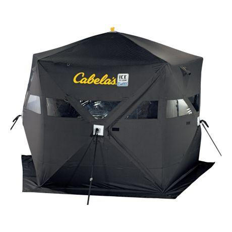 Ice Shelter - 5 Sided Cabela 8x8