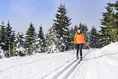 BC XC Ski Backcountry Pkg (XC Ski/Boot/Poles & Gear Bag)