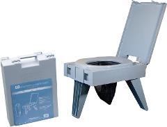 Toilet Portable / Clean GO Tri Leg
