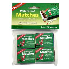 Coghlan Stormproof Matches - 4 pack box