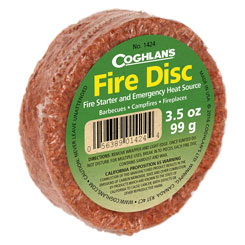 Fire Disc Coghlan's - 1 Disc