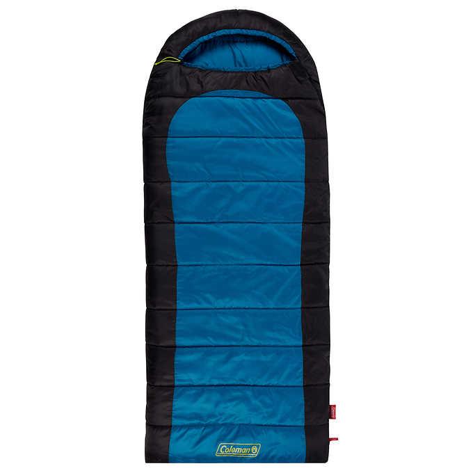 Sleeping Bag 30 Degree Rectangular -  Economy Bag Coleman.