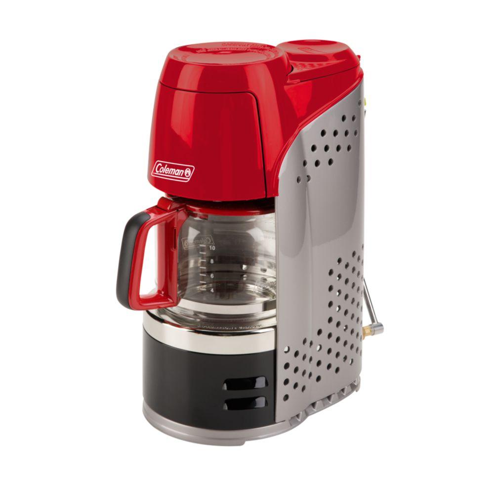 Coffee Pot Coleman 10 Cup QuikPot- Propane