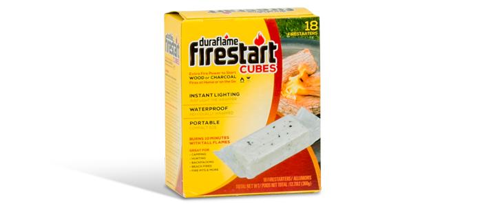 FIRESTART® CUBES FIRESTARTERS 1 CUBE