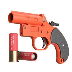 Flare Gun with 4 shells (Emergency Use Only)