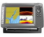 Portable Fish Finder  - Lowrance