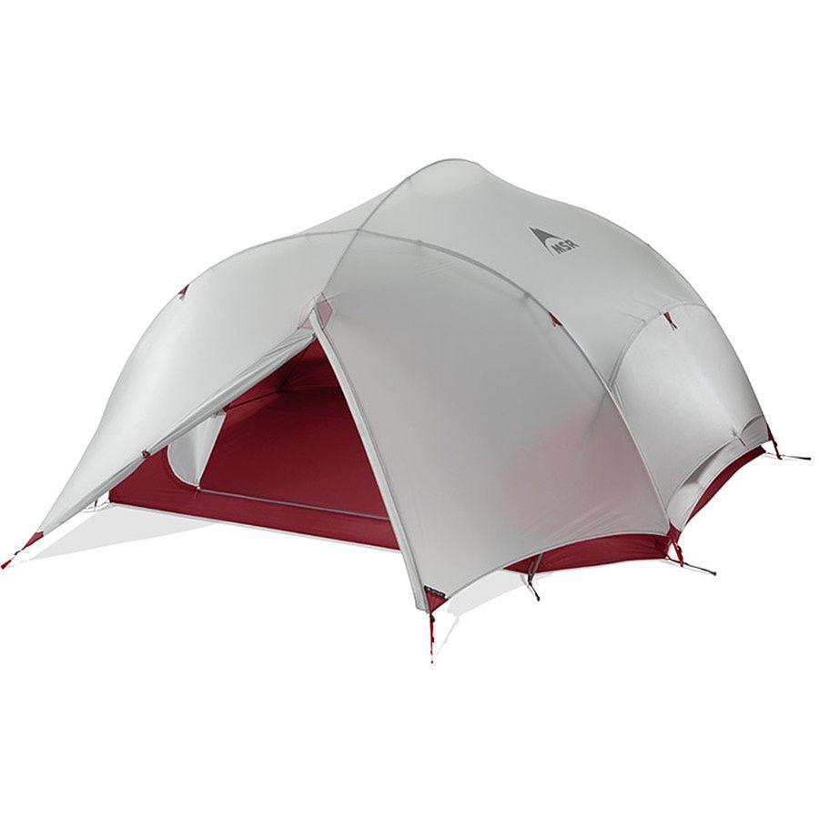 Tent 4P/3S BP/UL  - MSR Papa Hubba