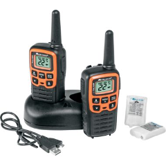 Radio - 2 Way Walkie Talkie - Set of 2