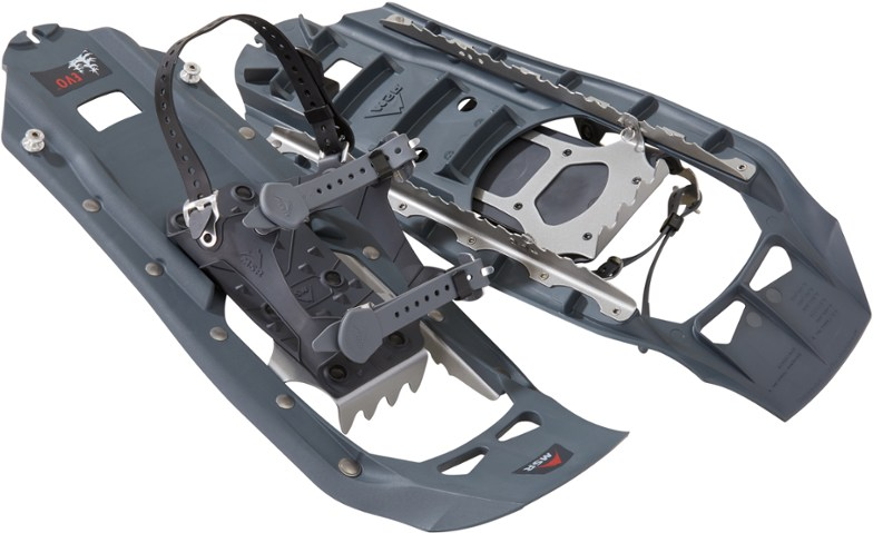 Snowshoe - MSR Evo Ascent W/Poles & Gear Bag