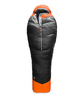 Sleeping Bag MINUS -20 Degree N. Face Inferno - Winter Ultralight