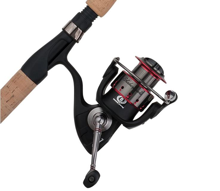 Spinning Rod - 8FT Combo Premium  Rod Reel 20-25 lb line