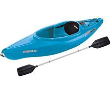 Lake Kayak - HOURLY Single -8-9 ft Includes paddle, pfd, bilge pump ANCHORAGE P/U
