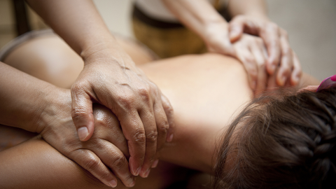 Four Hands Tandem Massage
