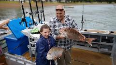 Shared Afternoon Snapper Trip