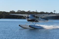 Seaplane Scenic Flight Port Macquarie