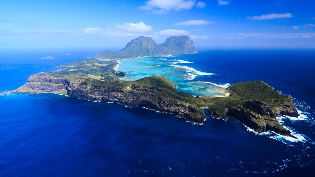Newcastle ( Williamtown ) to Lord Howe Island