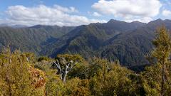 Heaphy Track Great Walk - Independant Four Day Walk